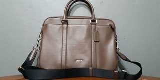 Coach Men Briefcase New York