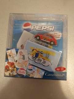 Cararama 百事 pepsi 車 模型 80M 13號