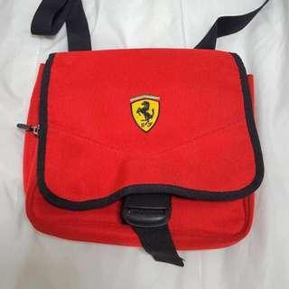 🚚 Authentic Ferrari Small Sling Bag