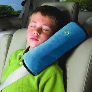 Car seat belt safety cushion pad
