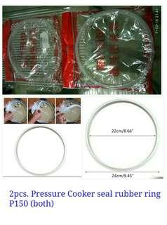 Pressure cooker replacement rubber 2pcs