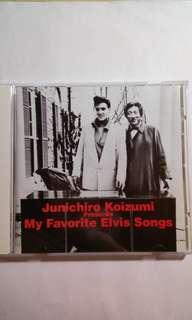 Japan CD Elvis Presley