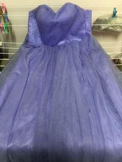 紫色中碼多款駁繩