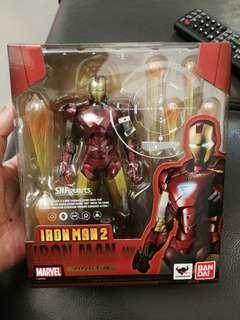 新淨 SHF Ironman mark 6 MK VI 鐵甲奇俠 iron man