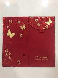 BNP Paribas Red Packet