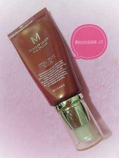 Missha M Perfect Cover BB Cream No. 21 Light Beige SPF 42/PA+++