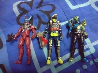 Sodo masked rider snipe, rogue, build pirate-train