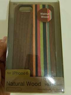 iPhone 6 - Natural Wood Hard Case