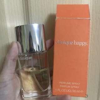Sale!! Authentic Clinique Happy Perfume