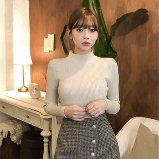 Chuu 針織毛衣 Sweater not zara earth music majestic h&m sixty eight wego