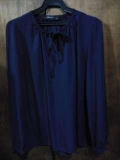Blue longsleeves