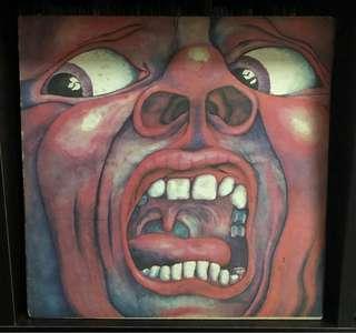 Vinyl: King Crimson - In The Court Of The Crimson King