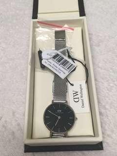 DW CLASSIC PETITE STERLING WATCH