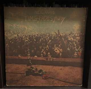Vinyl: Neil Young - Time Fades Away