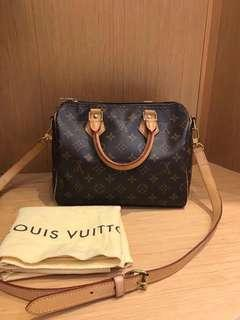 LV Speedy 25 With Strap