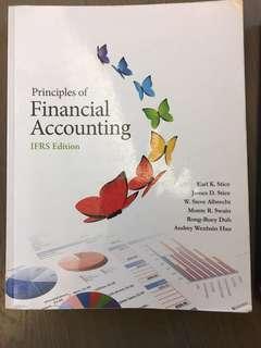 🚚 初會 課本 Principles of Financial Accounting
