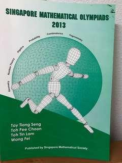 🚚 Singapore mathematical Olympiads SMO 2013