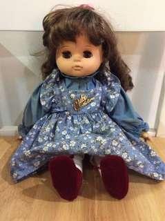 Vintage Oike Sleepy Eye Doll