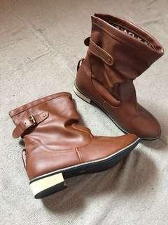 Sale! Winter/Autumn Brown Boots