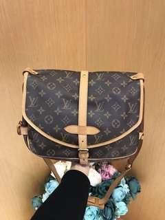 LV Monogram Sling Bag