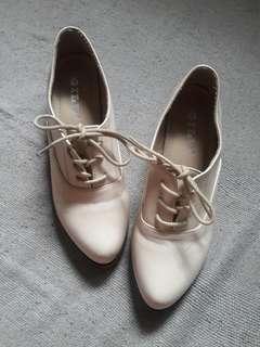 Rush Sale! White Oxford Shoes