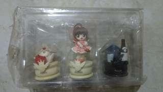 Sakura kinomoto chess figure