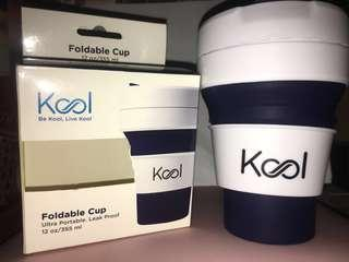 KOOL FOLDABLE CUP