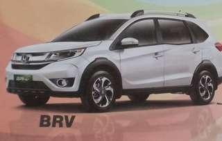 Promo Honda BR-V all type