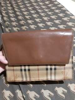 Tas burberry small authentic