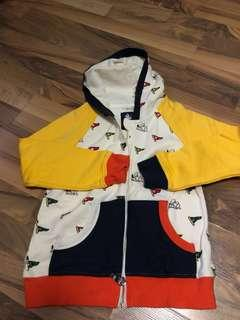Polo kids jacket bright and colorful unisex