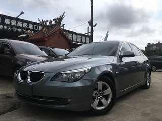 2009 BMW 5-Series 520d 柴油總代理
