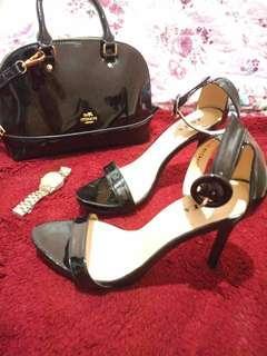 Zanea Strappy Heels