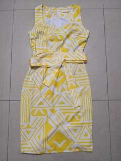 Summer Dress (suitable for formal occasion during lunch)