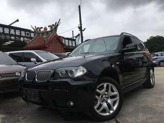 2010 BMW X3 xDrive25i  M SPORT