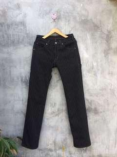 💎Iron Heart Black 12oz Wabash Painter's Pants💎