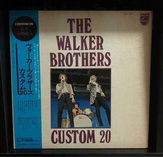 Vinyl: The Walker Brothers - Custom 20