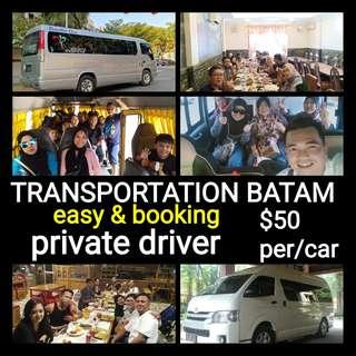 Best Batam transport and private driver(http://www.wasap.my/+6281365032800