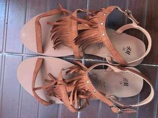 H&M Boho Sandals