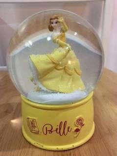 Disney Belle Snowglobe