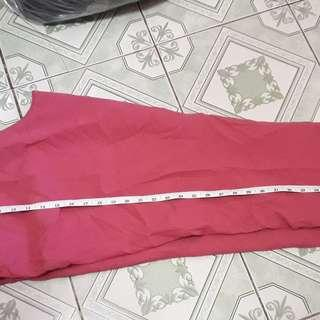 PINK TROUSER SIZE 32
