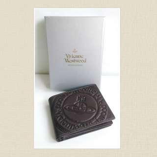 Vivienne Westwood 皮革銀包