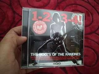 Various ‎– 1-2-3-4! The Roots Of The Ramones