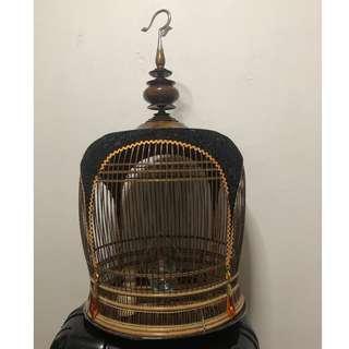 Shinty Bird Cage