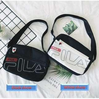 🚚[Pre-order] Fila cross body sling bag casual bag