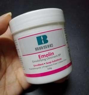 🚚 New. Basic emolin emulsifying ointment soap substitute