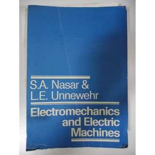 Electromechanics and Electric Machines
