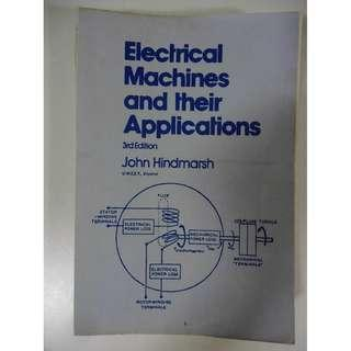 Electrical Machines and their applications