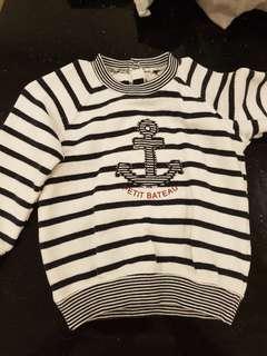 Petit bateau baby sweater