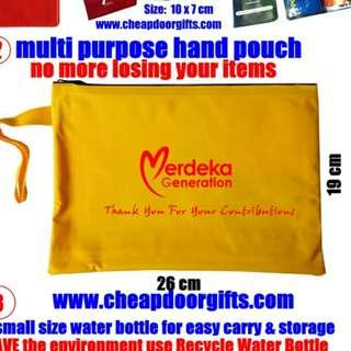 Customised pouch no more losing your valuables