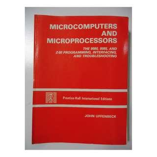 Microcomputers and Microprocessors: